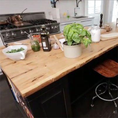 Reclaimed Live Edge Slab Wood Kitchen Counters and Island Tops | cabinets, countertops | City of Toronto | Kijiji