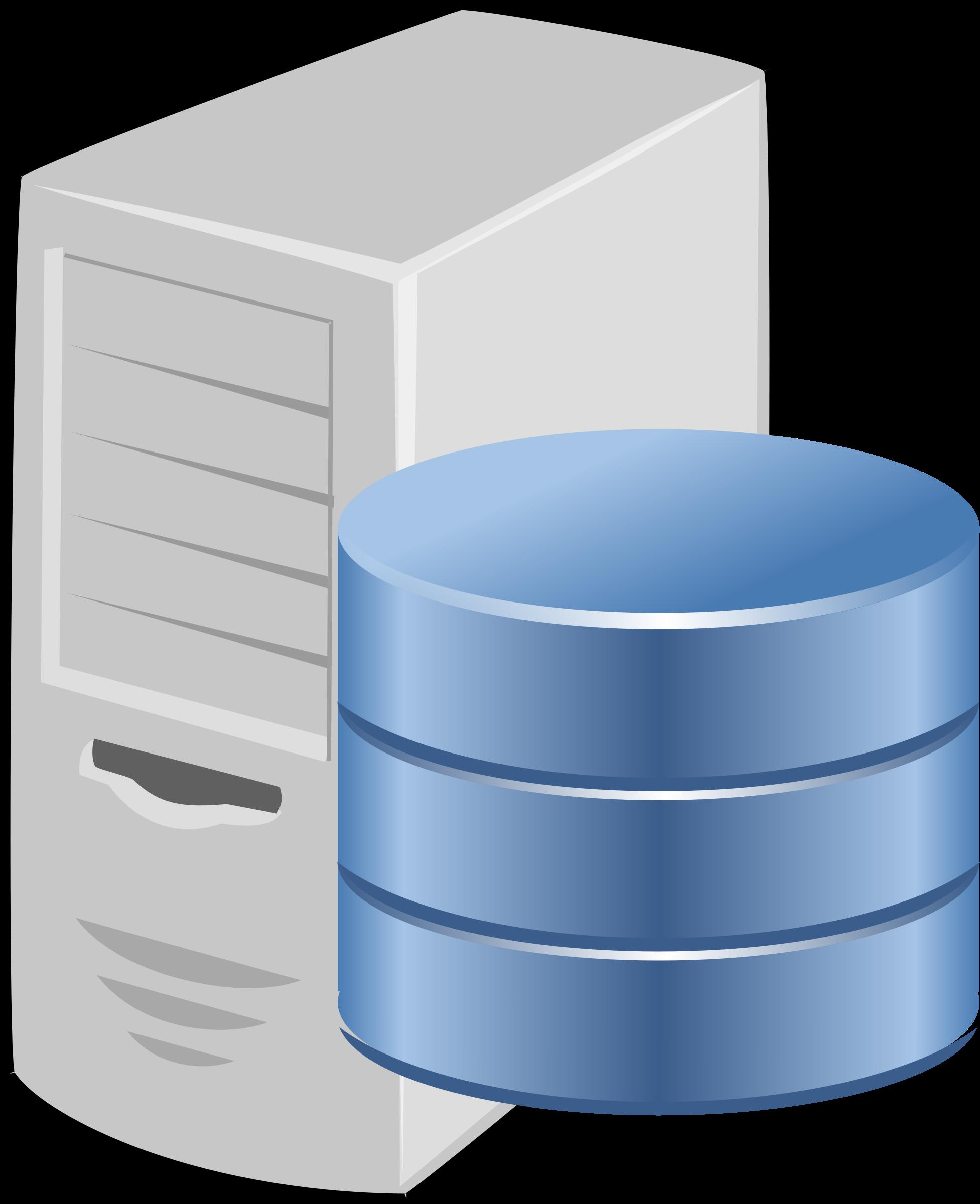 database server in 2020 Computer database, Dbms, Server