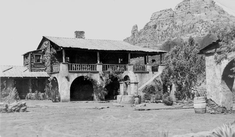 Sedona, Arizona, USA 1920 ck