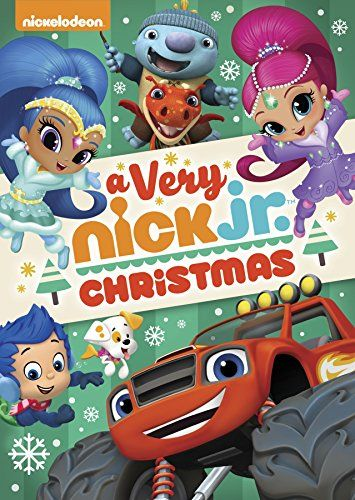 Nickelodeon Favorites A Very Nick Jr Christmas Nickelodeon Https Smile Amazon Com Dp B01jjuc92s Ref Cm Sw R Pi Dp X Uutha Nickelodeon Christmas Dvd Nick Jr