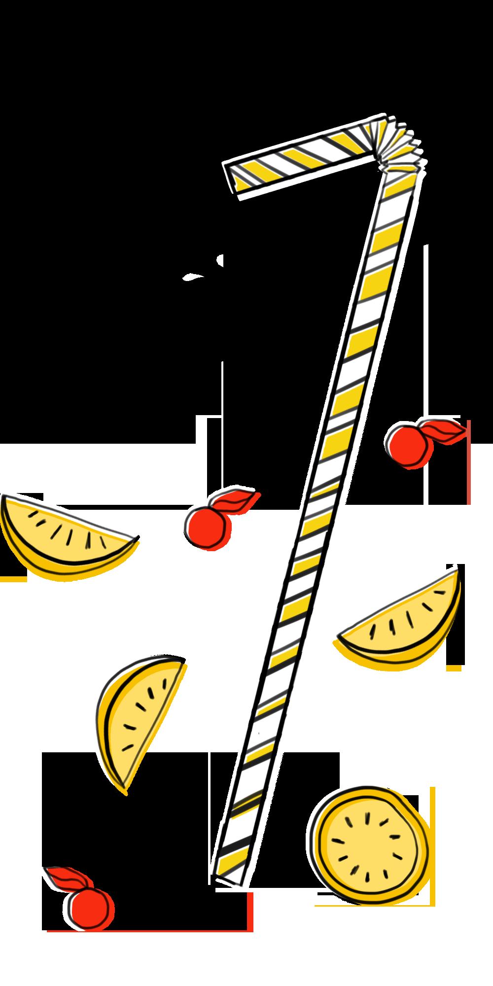 Juice. Casetify iPhone Art Design Illustration Cool