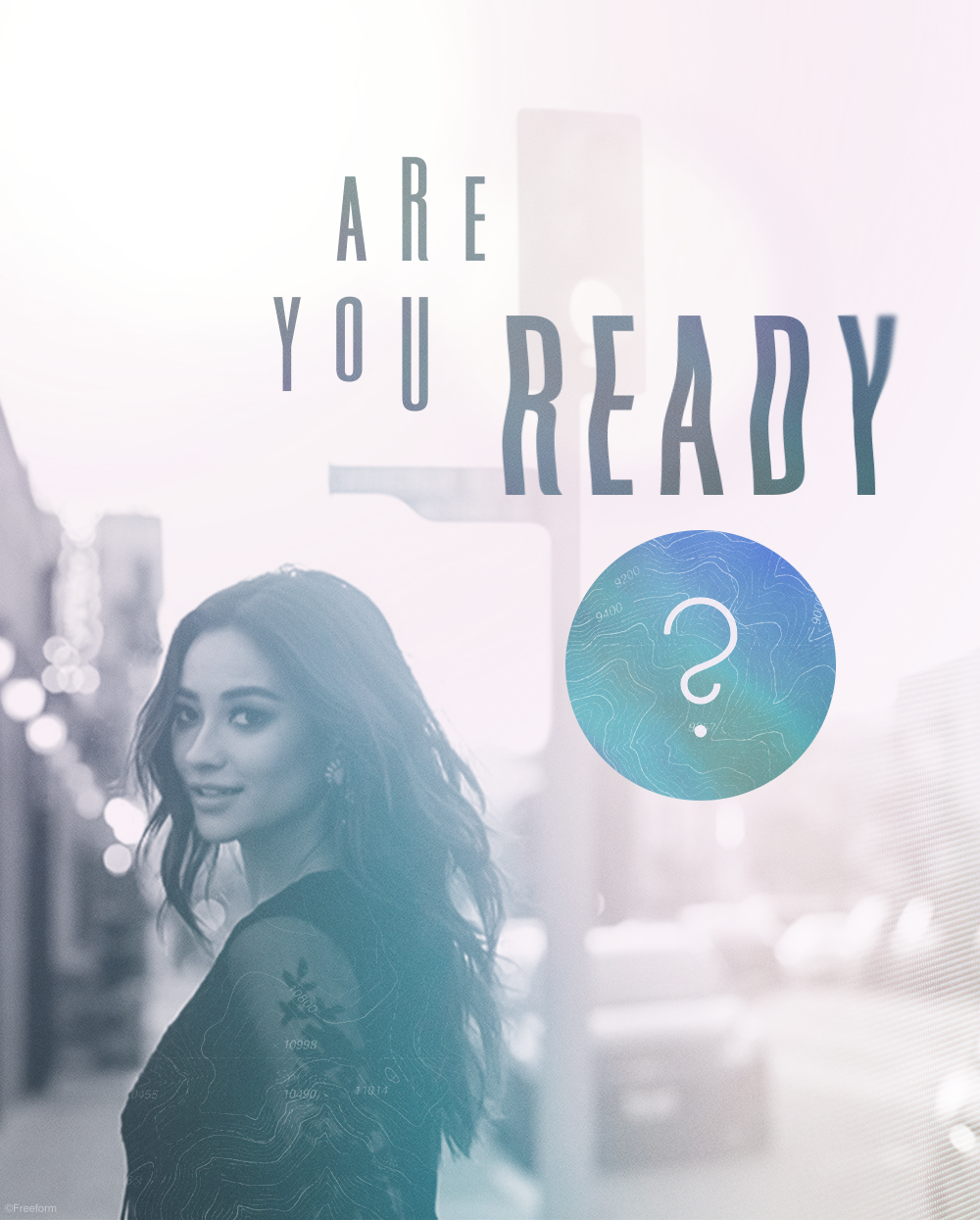 The future is exciting. Bring it on. // Shay Mitchell stars as Emily Fields in…