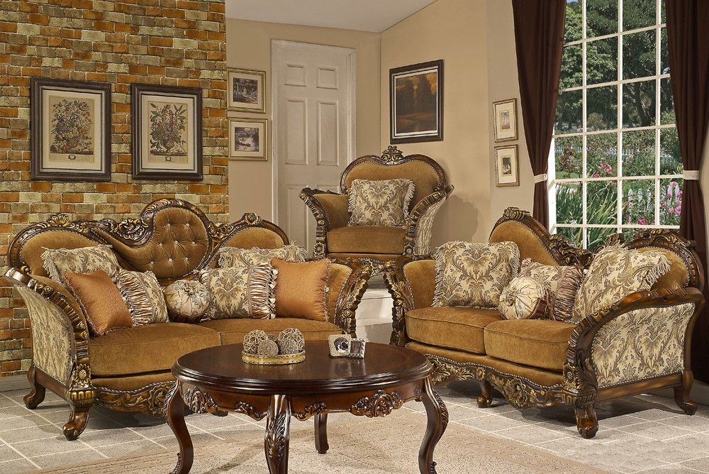 Ferrero Victorian Style Living Room Victorian Living Room