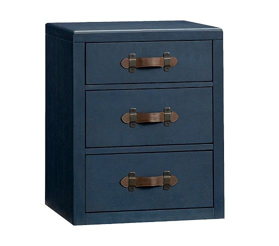 Tucker Nightstand Kids Nightstand Boy Room Pottery Barn Kids