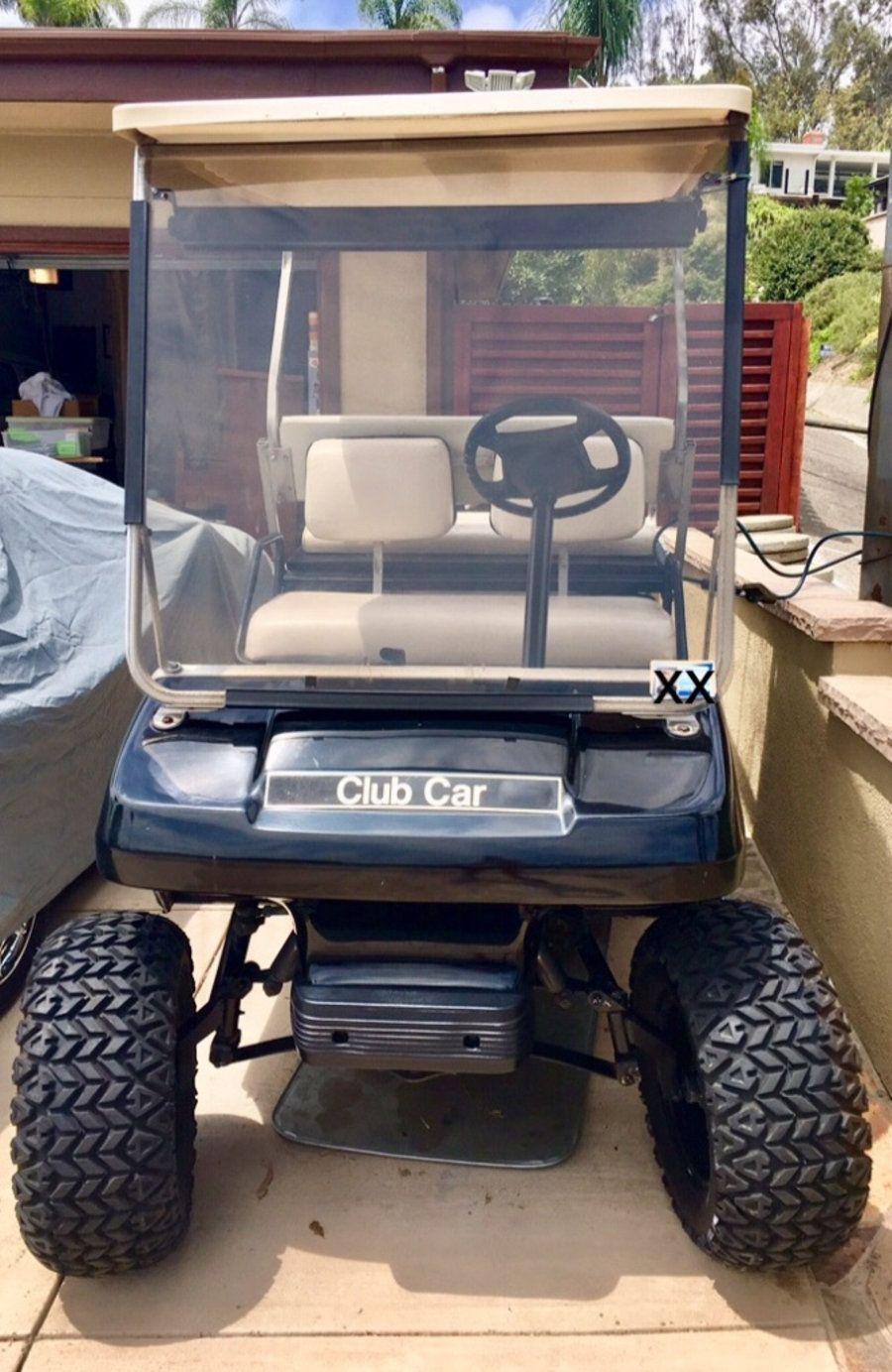 Golf Cart Gas Club Car In Laguna Niguel Letgo Golf Carts Golf Golf Clubs Taylormade