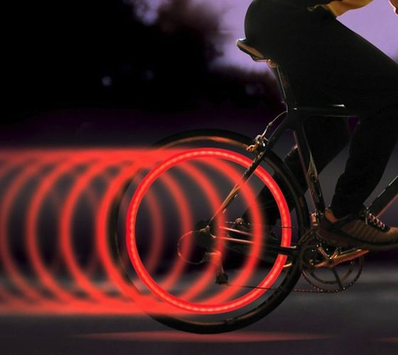 Niteize Bike Lights Sticker Decal