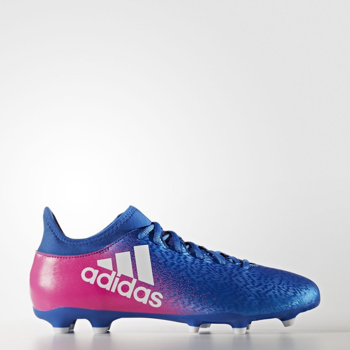 Chaussures Adidas X 16.3 Fg Bleu Homme Taille : 46