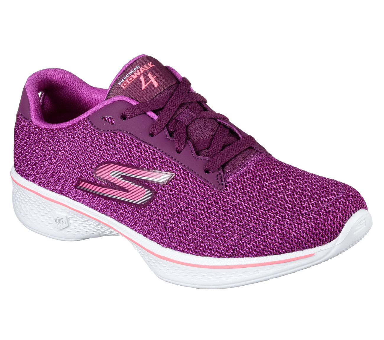 Metáfora Asesino Condición  Every day is a choice. Choose greatness with the Skechers GOwalk  4™ - Glorify. Features innovative 5GEN&… | Skechers, Walking shoes  women, Skechers women