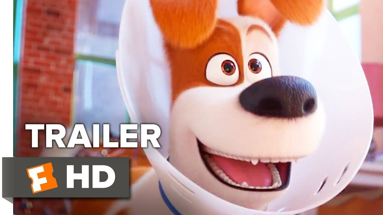 Today S New Movie The Secret Life Of Pets 2 Final Trailer 2019 Movieclips Trailers Scary Movie Trailers Secret Life Of Pets Movieclips Trailers