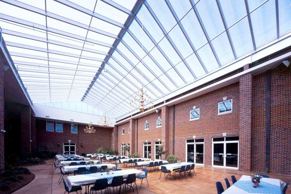 Daylighting Systems, Translucent Skylight, Translucent Skylight Panels, Skylight Systems
