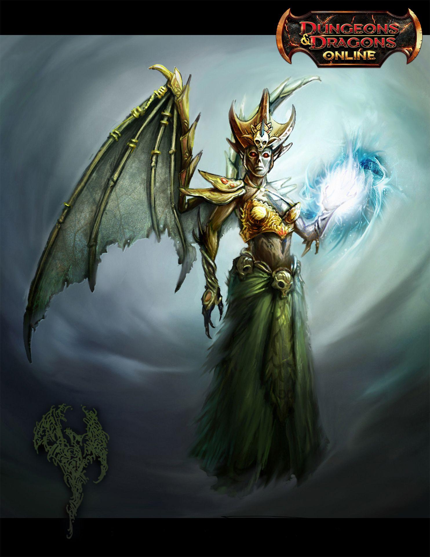 Lady Erandis Vol, The Lich Queen of the Dead Eberron
