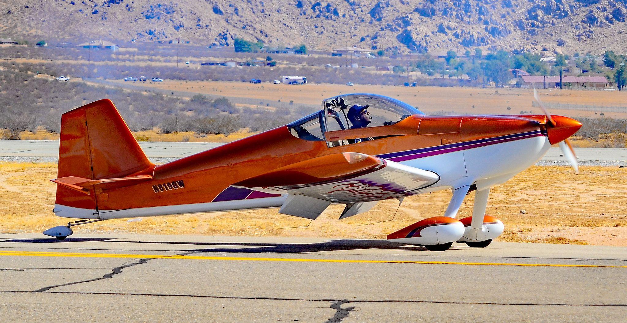 N819GW 2010 WRIGHT GREGORY L RV6 s/n 00GW1 Air show