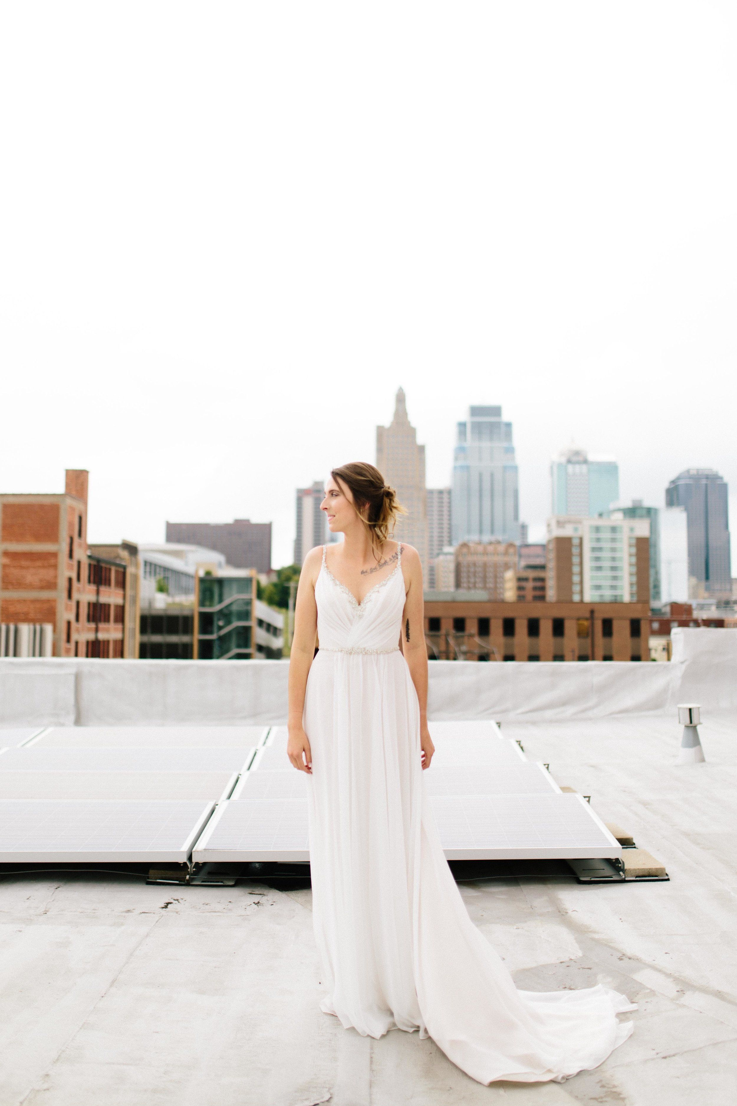The Bauer Kansas City Wedding Perfect wedding dress