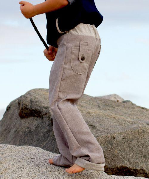 Surfer Slacks for boys # Größe 2 Jahre - 8 Jahre # von See Kate Sew ...