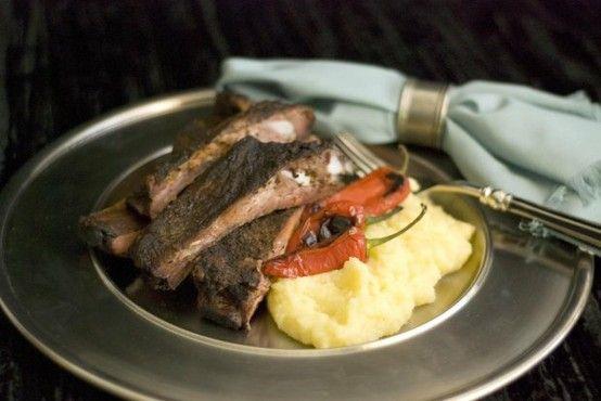 baratheon wild boar ribs