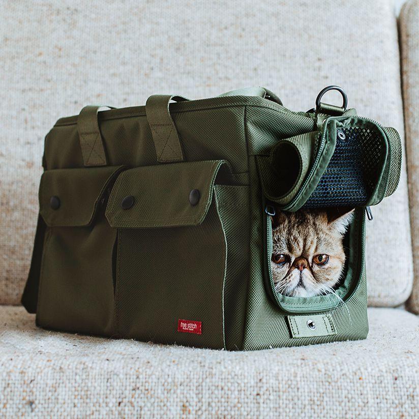 猫 キャリー バッグ