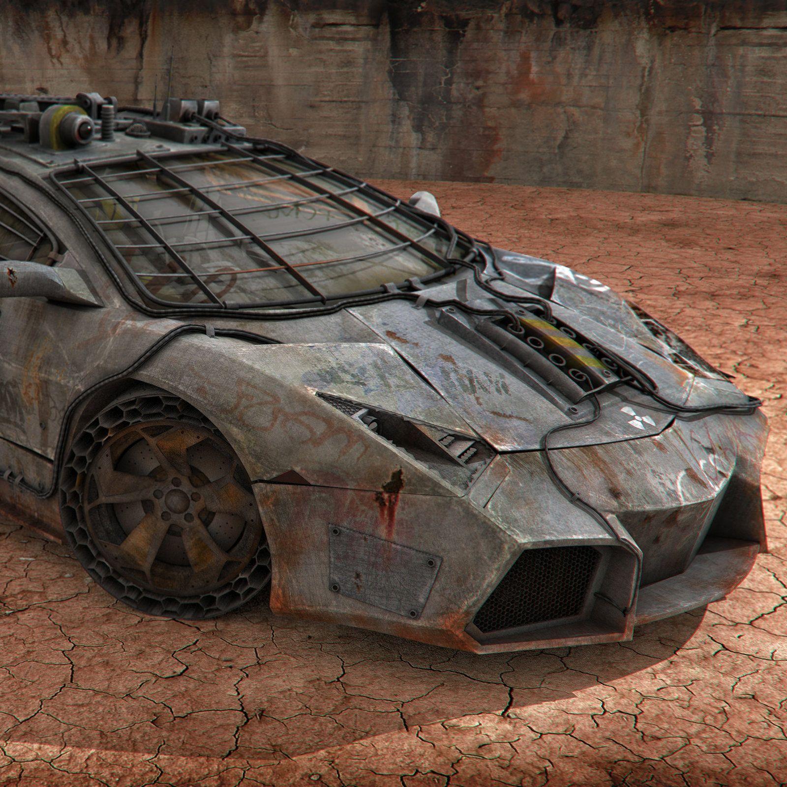 Bon Lamborghini Reventon Nuclear Edition, Vladimir Petkovic On ArtStation At  Https://www.