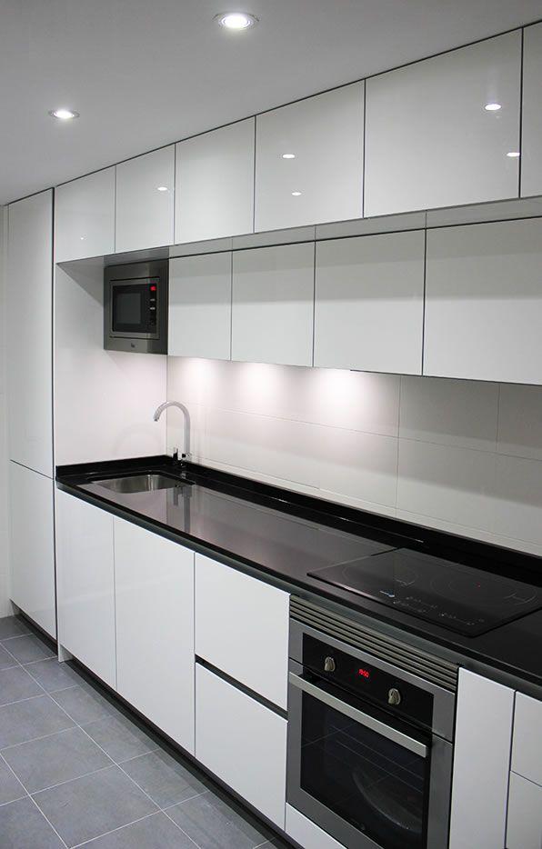 diseño de #cocinas Diseño de cocinas en Cocinas en Tres Cantos ...