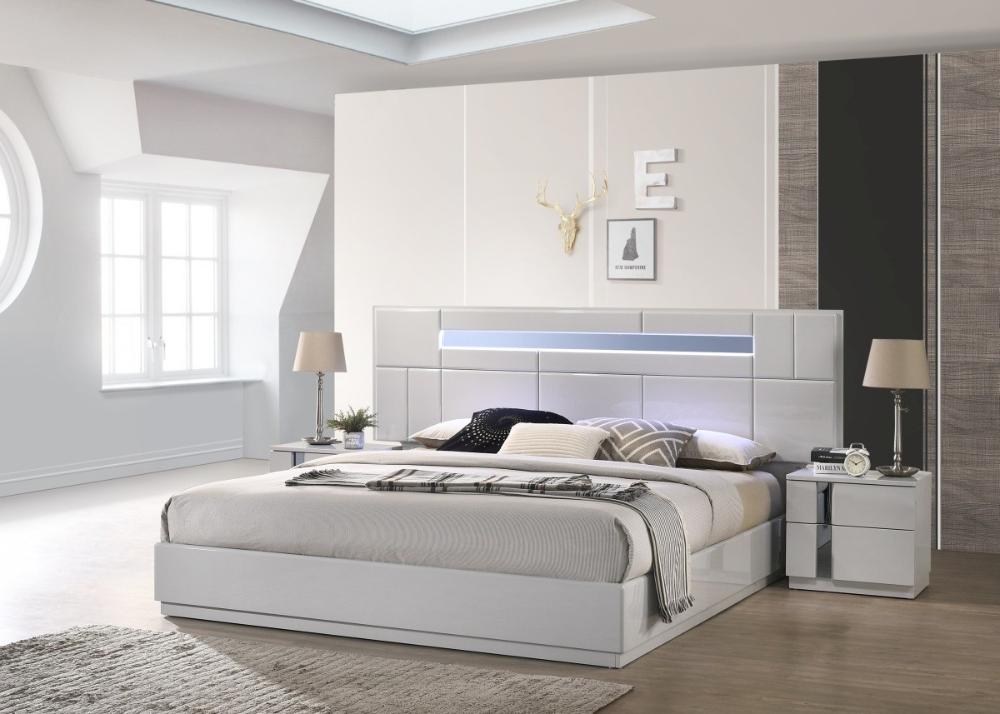 Bedroom Set Catania LED in 2020 Modern bedroom furniture
