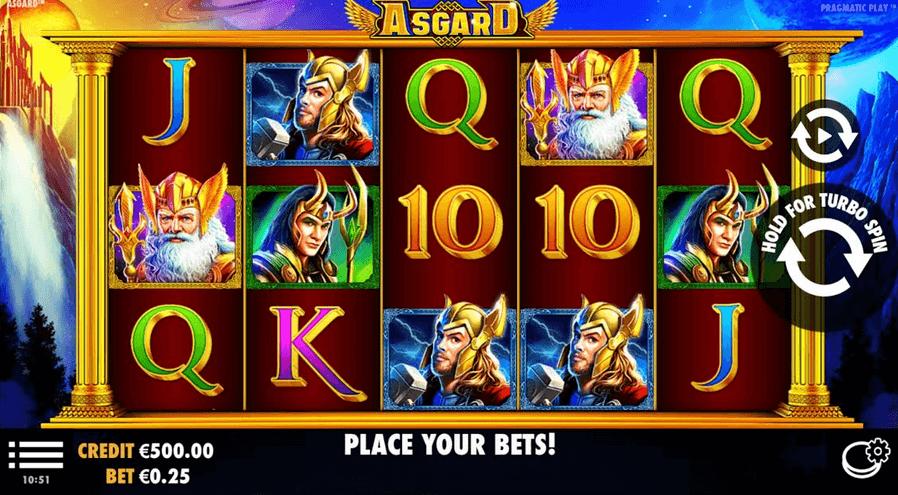 Der Asgard Slot von Pragmatic Play im Test 2018 Slots