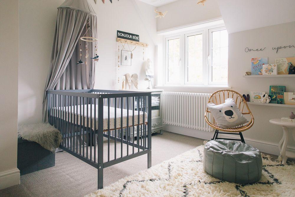 The Nursery Tour - Rock My Style | UK Daily Lifestyle Blog | Nursery Room Boy, Nursery Baby Room, Kids Bedroom Inspiration