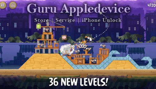 Angry Birds Rio | Guru Apple Device | Angry birds, Windows