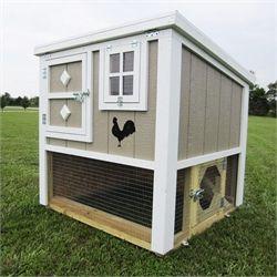 The Loft Chicken Coop Up To 6 Chickens Huhnerstall Huhner Und Tiere