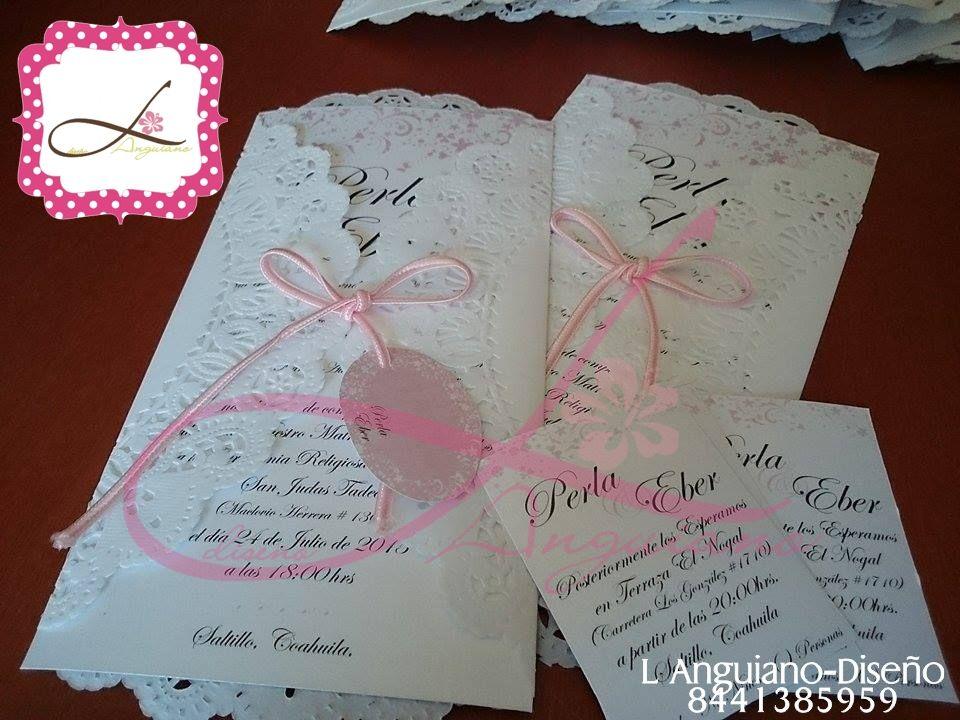 Invitaciones para boda sencillas pero bonitas y - Bodas sencillas pero bonitas ...