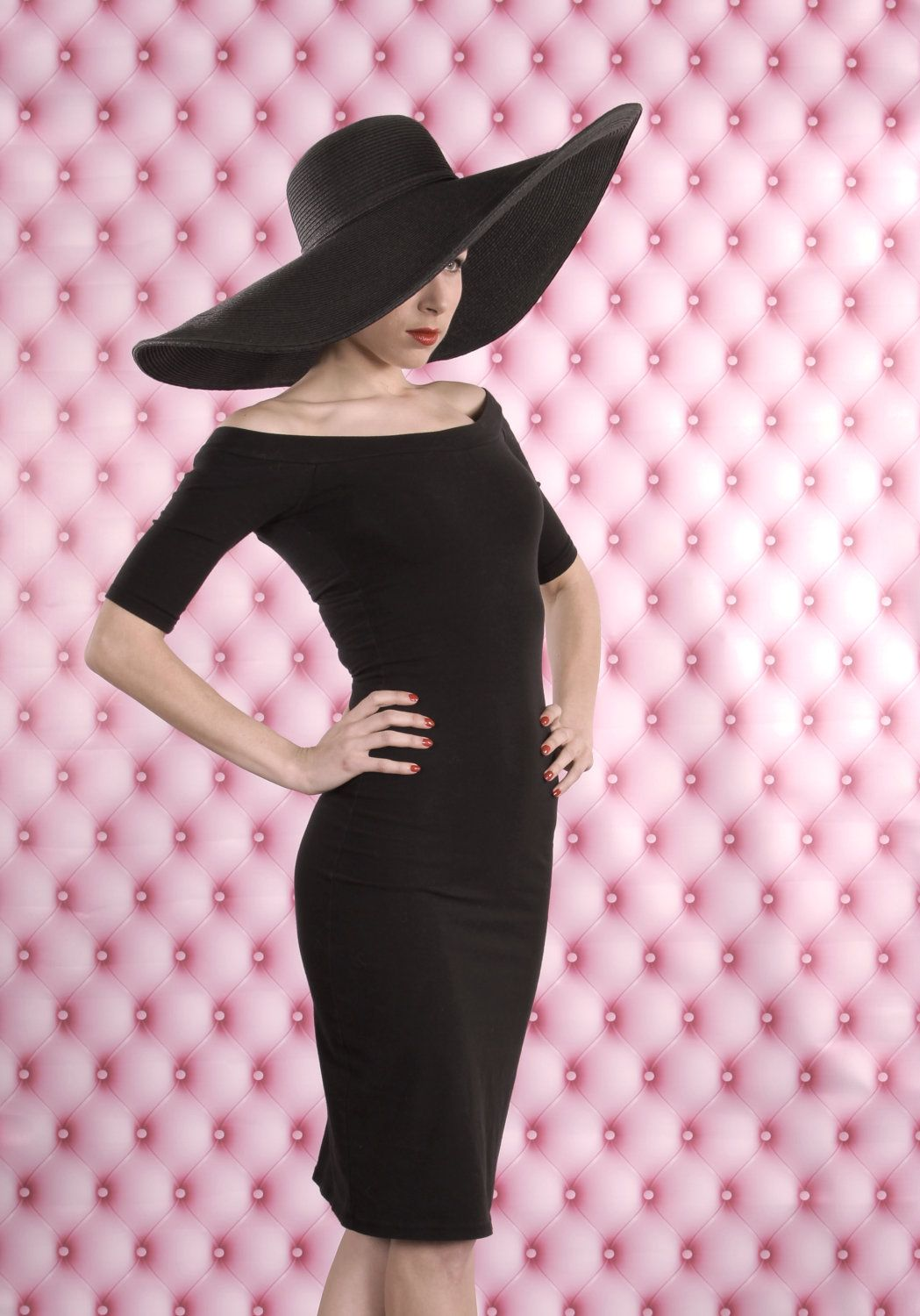 The Honey West Wiggle Dress. $72.00, via Etsy. | What Would Joan Do ...