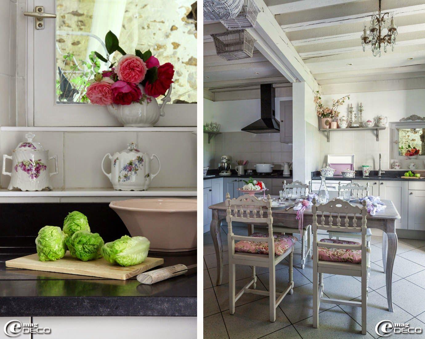 D co int rieur pastel une ancienne grange tr s shabby - Decoration shabby en ligne ...