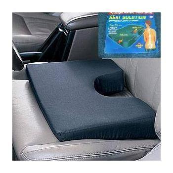 N Shaped Orthopedic Medical Memory Foam Seat Cushions  Product Description  Orthopedic Memroy foam seat cushion: