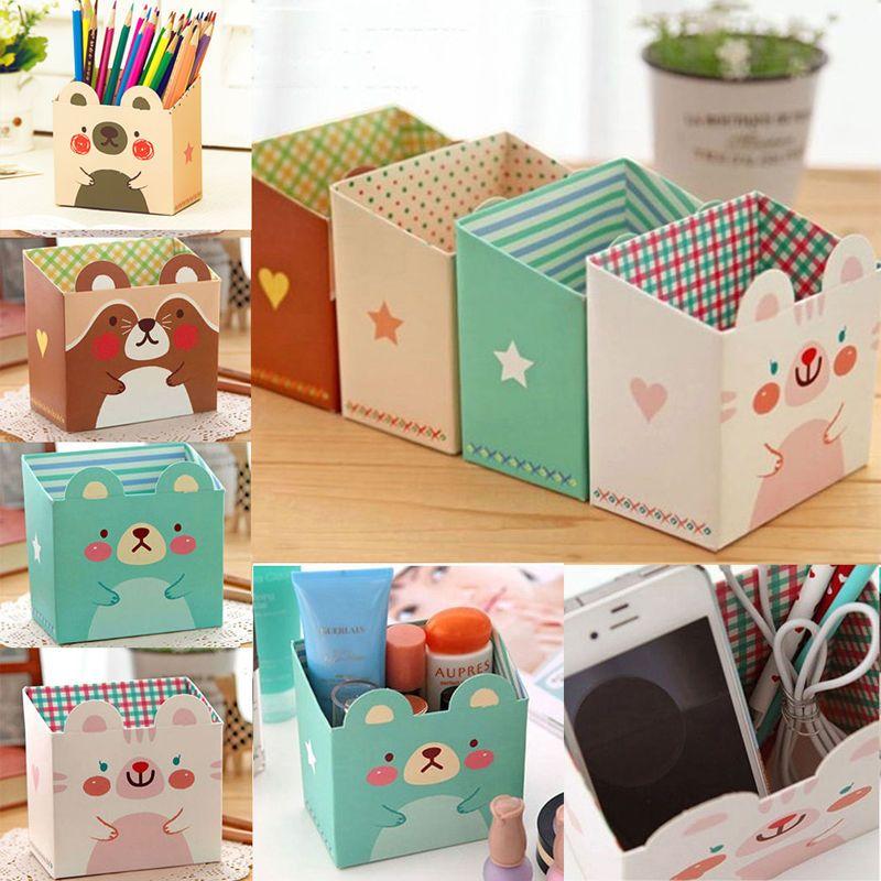 Creative Diy Desk Organizer Cardboard Ideas Tag Diy Desk