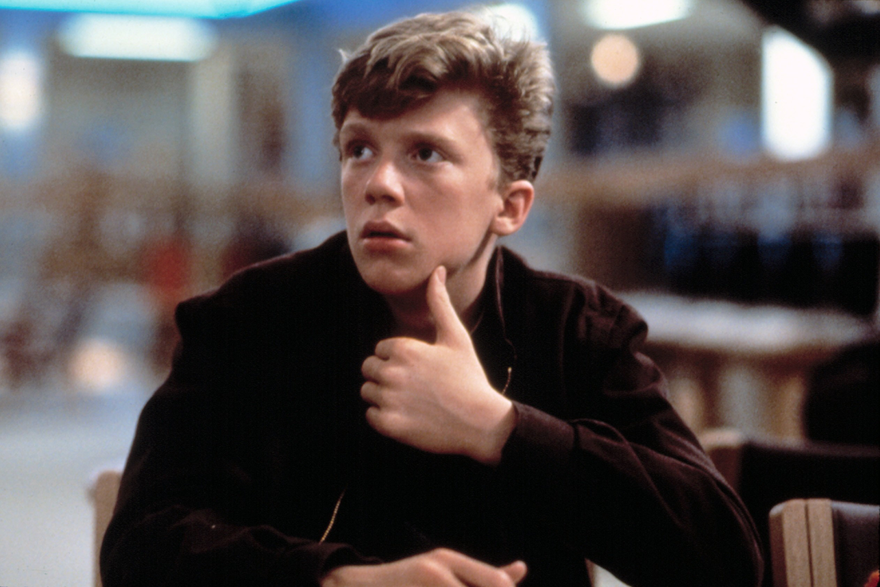 The Breakfast Club Anthony michael hall, The breakfast