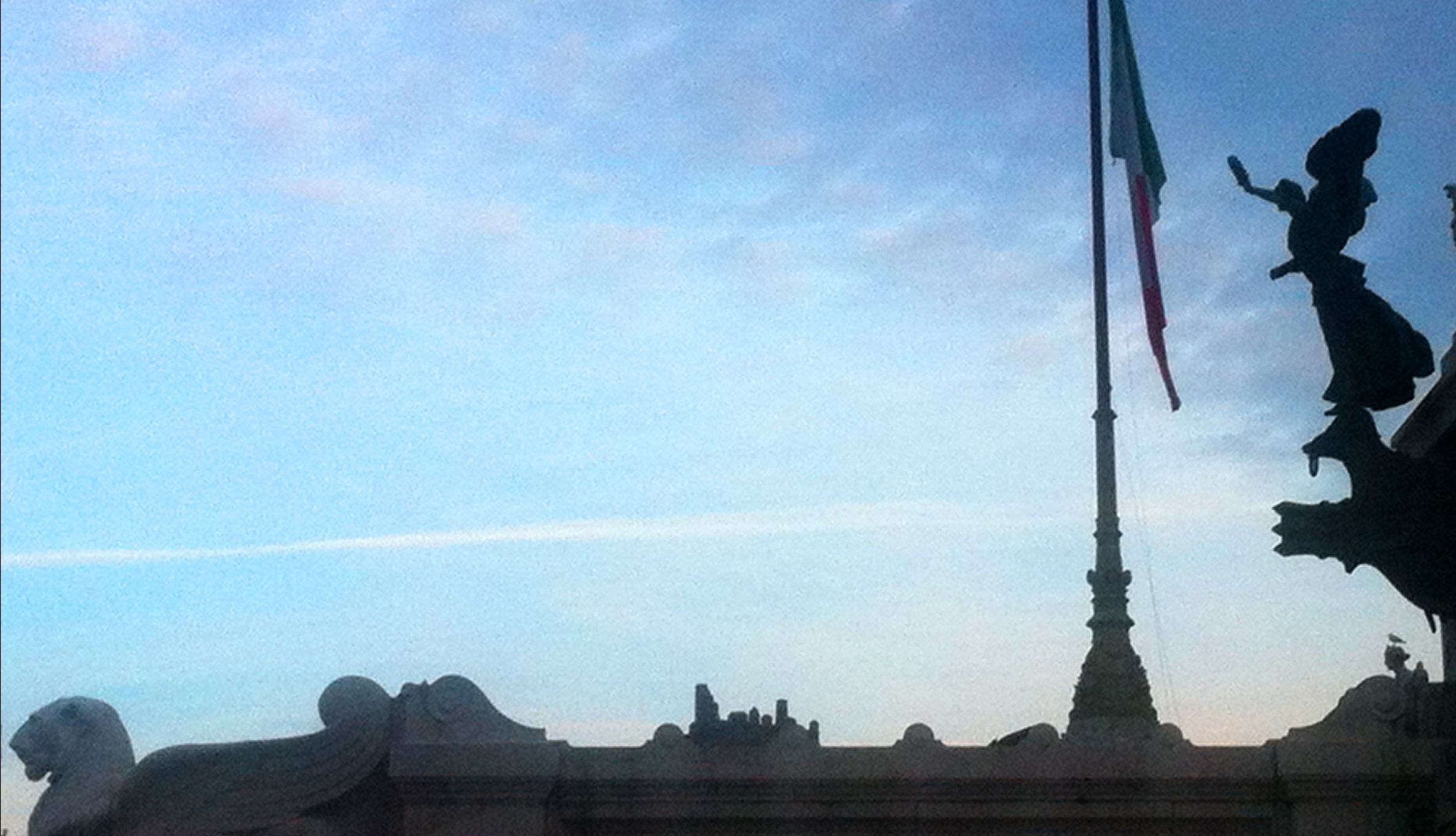 Monumento a Victor Manuel. Roma