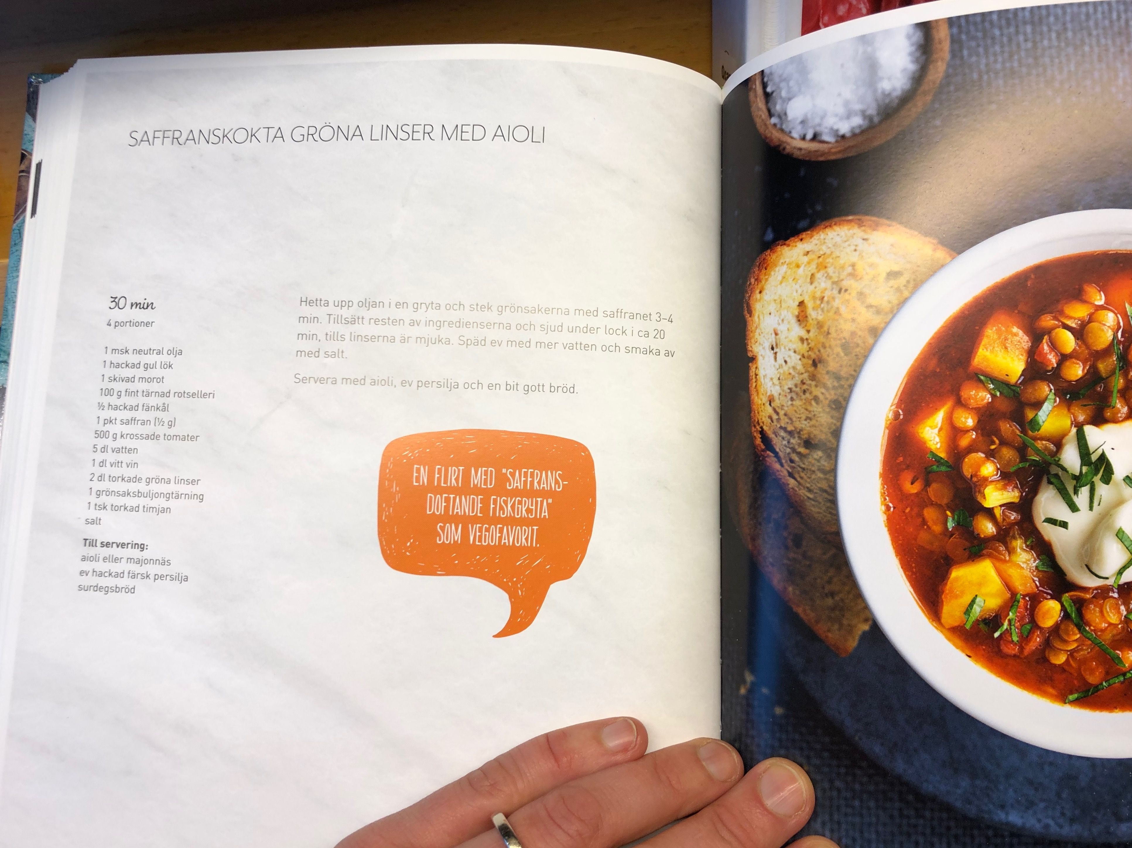 Recept pa sopporna gor mig varlycklig