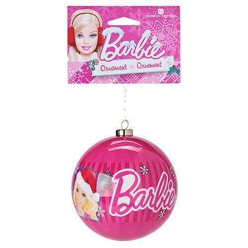 American greetings barbie with her pets decoupage ball christmas american greetings barbie with her pets decoupage ball christmas ornament m4hsunfo Image collections