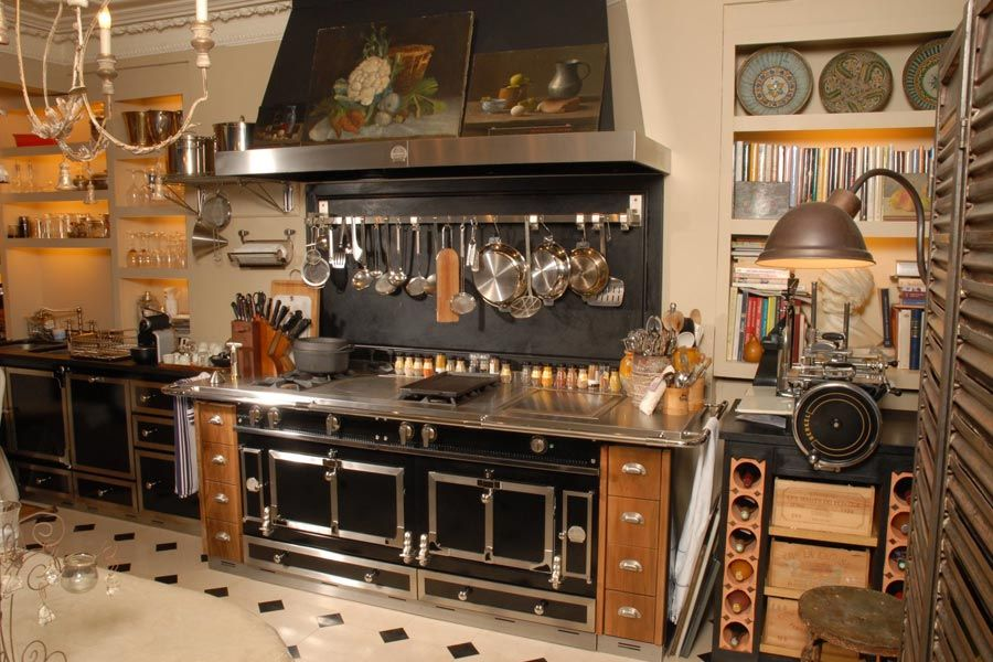 Awesome La Cornue Range   For People Like Me To Hate To Cook And Want To  Get It Over With ASAP! An Aga Would Be A Close Second.