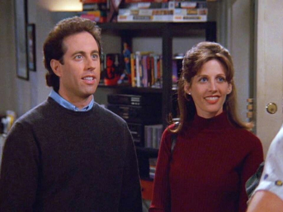 Image result for jerry seinfeld date tv show