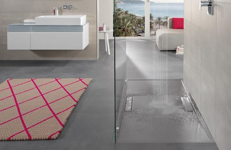 Badkamer Douche Vloeren : Badkamer vloeren Startpagina voor badkamer ...