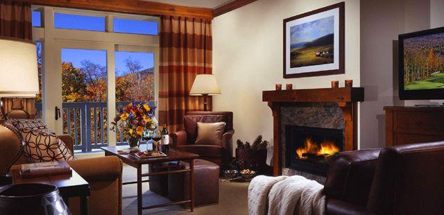 Stowe Mountain Lodge Stowe Vt Mountain Lodge Hotel Room Interior Lodge