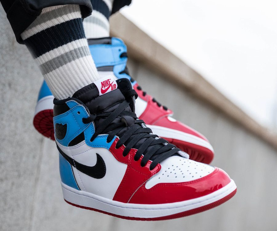 Air Jordan 1 Retro High Og Fearless Ck5666 100 To Buy Air