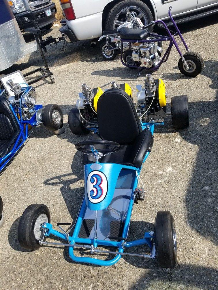 Vintage 63 Triple Mac Rupp Grand Prix | go karts | Pinterest ...