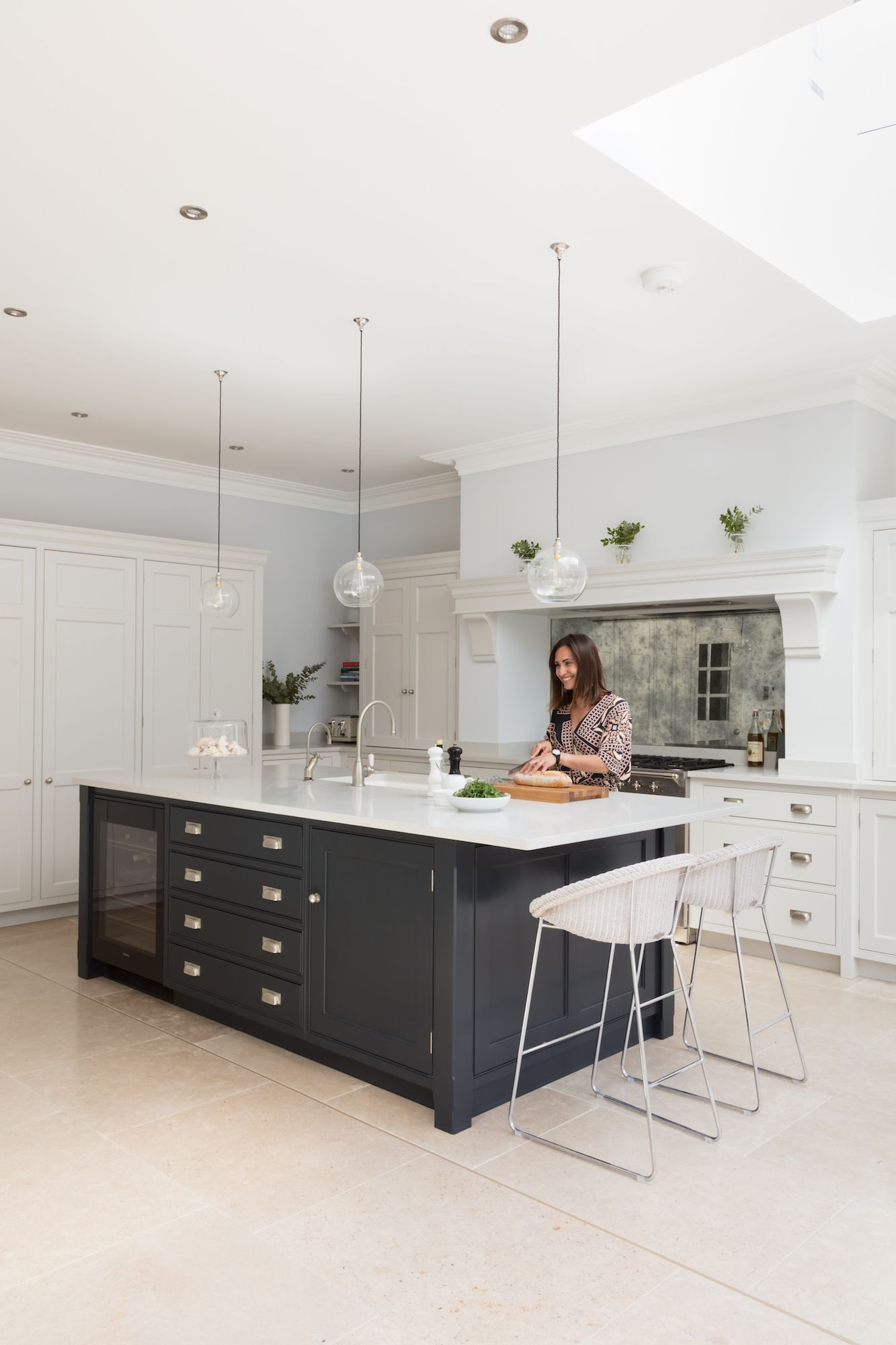 Kitchen Design Open Plan ριитєяєѕт Tashtrbl Open Plan Luxury Kitchen London