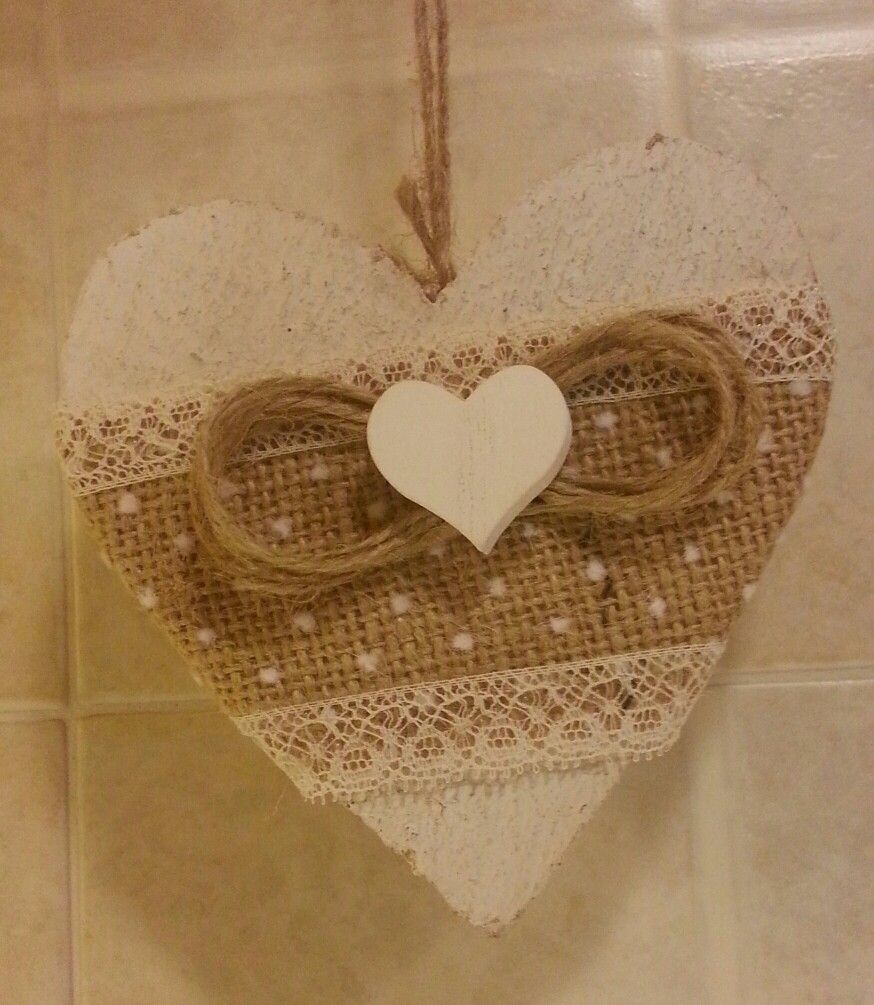 Naturale JUTA CORDA SPAGO PER SHABBY CHICK COUNTRY Crafts DECORAZIONI da appendere