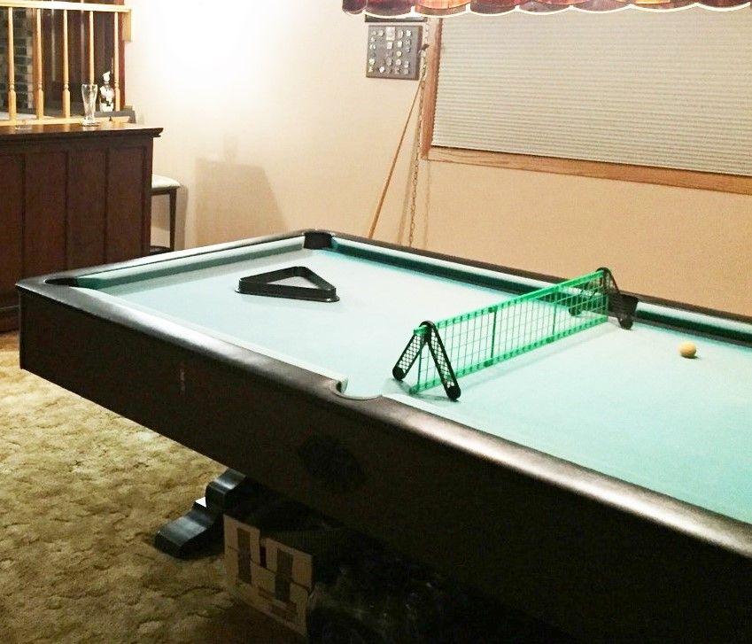 8 minnesota fats slate pool table used pool tables