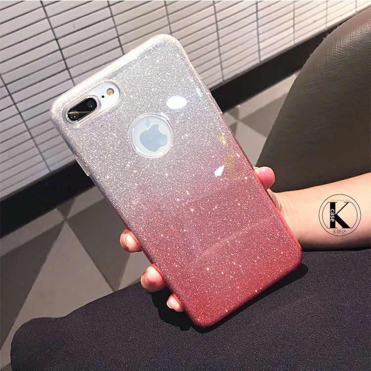03fdc022232 $6.99 - Luxury Fashion Bling Glitter Sparkle Shockproof Case Cover Iphone8  X 7 6 6S Plus #ebay #Electronics
