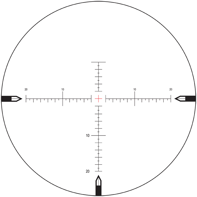 Pin On Reticles