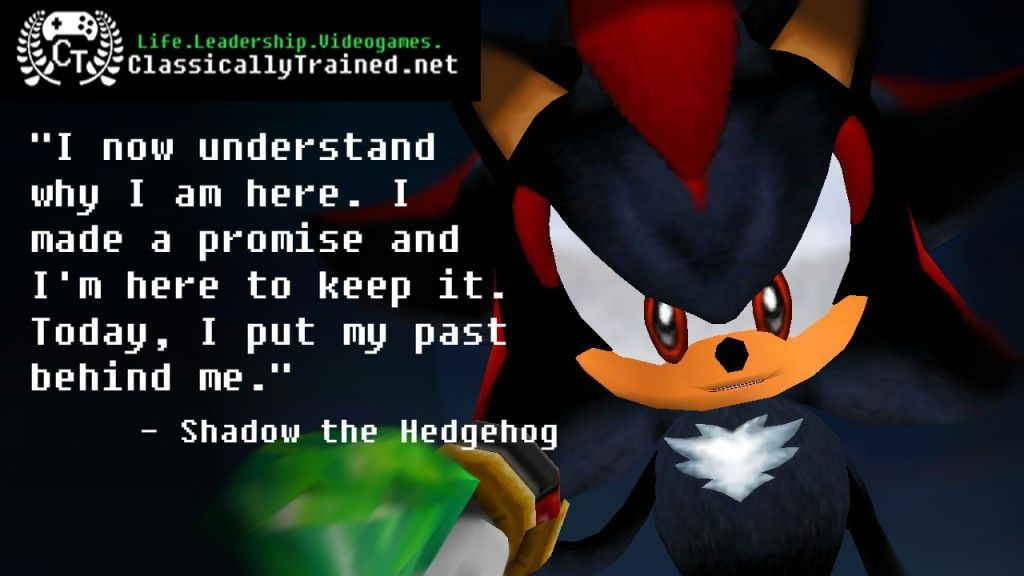 Video Game Quotes Sonic Adventure 2 On Keeping Your Word Sonic Adventure Video Game Quotes Sonic Adventure 2