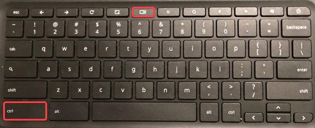 How To Take A Chromebook Screenshot Schooled In Tech Chromebook Keyboard Shortcuts Keyboard