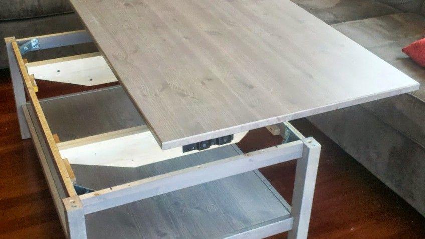 Table Basse Relevable Ikea Avec Hemnes Table Basse Relevable Ikea Table Basse Relevable Table Basse